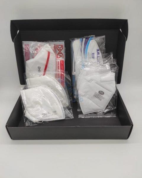 Covid corona sars-cov protection face mask respirator ffp3 refil DNA ADD HJR