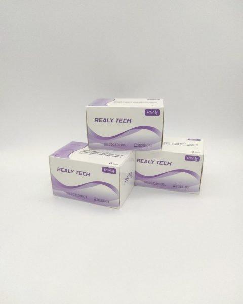 Tri balenia antigénnych testov Realy Tech